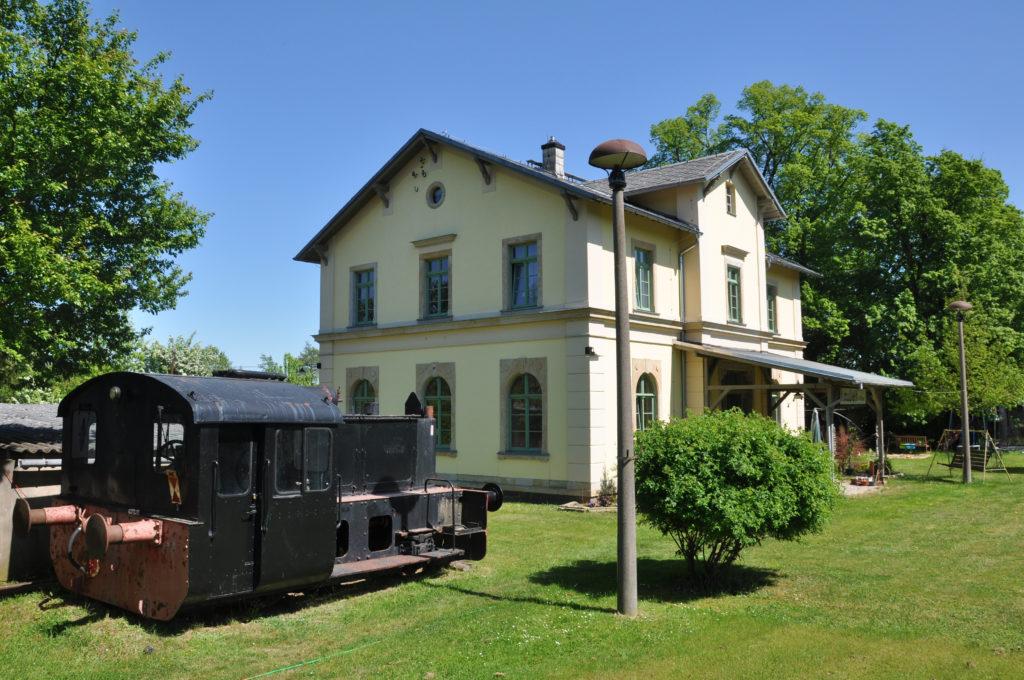 ehemaliges Bahnhofsgebäude
