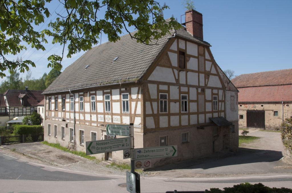 ehemaliger Gasthof Fachwerkhaus